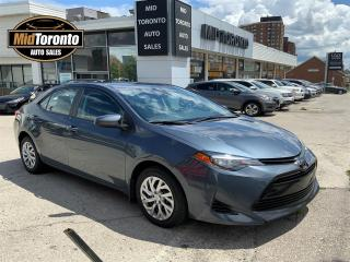 Used 2019 Toyota Corolla LE - Premium Package - Lane Departure - Collision Warning - Heated Seats - No Accidents for sale in North York, ON