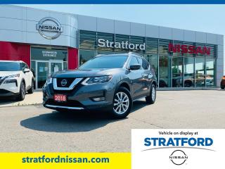 Used 2018 Nissan Rogue SV AWD for sale in Stratford, ON