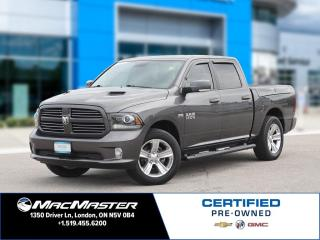 Used 2017 RAM 1500 SPORT for sale in London, ON