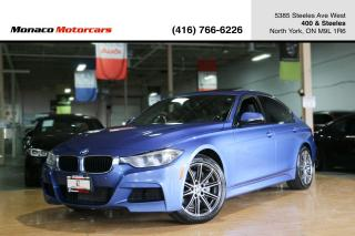 Used 2013 BMW 3 Series 335i xDrive - 6SPD|M PACKAGE|SUNROOF|BACKUPSEN for sale in North York, ON