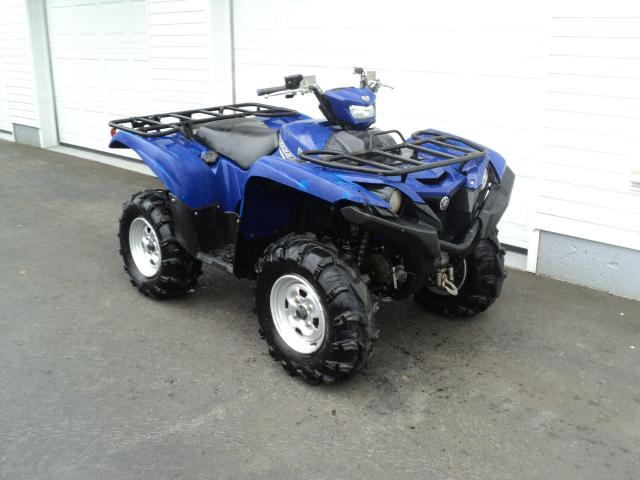 2016 Yamaha GRIZZLY EPS(ALUMINUM WHEEL) FINANCING AVAILABLE!!!