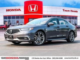 Used 2019 Acura TLX Elite for sale in Milton, ON