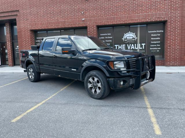 2011 Ford F-150 1 Owner, No Accidents, Service Records