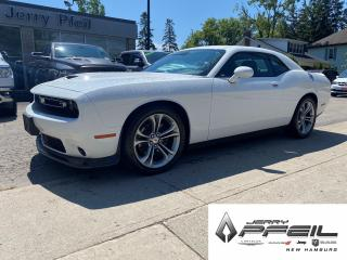 Used 2020 Dodge Challenger CO-CAR l GT l NAV l SUNROOF l ADAPTIVE CRUISE for sale in New Hamburg, ON
