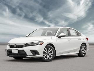 New 2022 Honda Civic Sedan LX CVT for sale in Amherst, NS