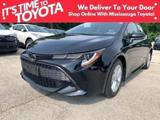 New 2021 Toyota Corolla Hatchback CVT SE for sale in Mississauga, ON