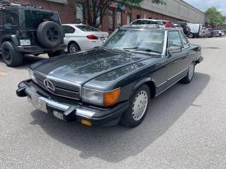Used 1988 Mercedes-Benz SL-Class 2dr Roadster 560SL for sale in North York, ON