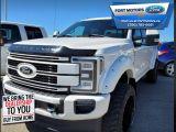 2018 Ford F-350 Super Duty Platinum  - Navigation - $694 B/W