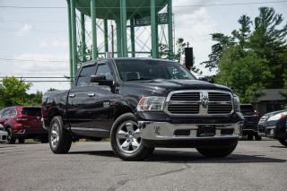 Used 2015 RAM 1500 SLT CREW CAB DIESEL! for sale in Stittsville, ON