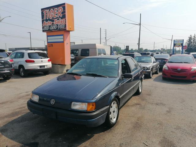 1992 Volkswagen Passat Synchro*AWD*ALH TURBO DIESEL*RARE*AS IS SPECIAL