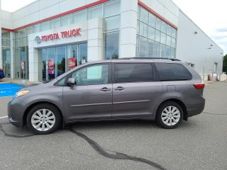 Used 2017 Toyota Sienna LE AWD 7 PASS for sale in North Temiskaming Shores, ON