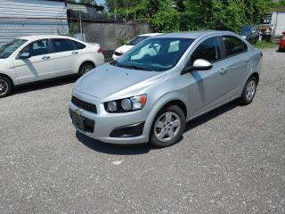 Used 2014 Chevrolet Sonic LS for sale in Scarborough, ON