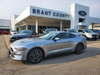 New 2021 Ford Mustang Premium for sale in Brantford, ON