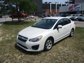Used 2013 Subaru Impreza 2.0i w/Touring Pkg ~ 2 SETS OF RIMS&TIRES ~ LOW KM for sale in Toronto, ON