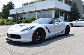 Used 2019 Chevrolet Corvette Grand Sport - 7 Speed Manual for sale in Oakville, ON