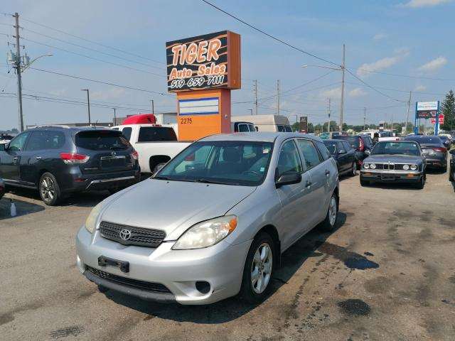 2005 Toyota Matrix *ONLY 186KMS*ALLOY WHEELS*WINTER TIRES*AUTO*AS IS