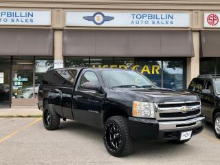 Used 2011 Chevrolet Silverado 1500 4WD Long Box, 5.3L V8, 2 Years Warranty for sale in Vaughan, ON