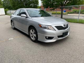 Used 2010 Toyota Camry SE WITH LEATHER & SUNROOF for sale in North York, ON