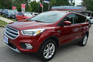 Used 2017 Ford Escape SE for sale in Richmond Hill, ON