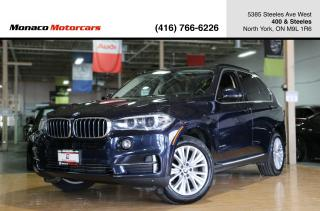 Used 2014 BMW X5 xDrive35i - HEADSUP|PANO|BLINDSPOT|LANEKEEP|360CAM for sale in North York, ON