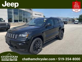 New 2021 Jeep Grand Cherokee Laredo for sale in Chatham, ON