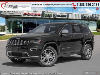 New 2021 Jeep Grand Cherokee Limited for sale in Cornwall, ON