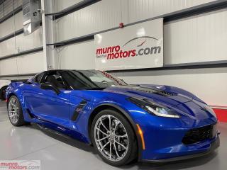 Used 2019 Chevrolet Corvette 2dr Grand Sport Cpe w-2LT NAV PDR MEM HUD NPP for sale in Brantford, ON