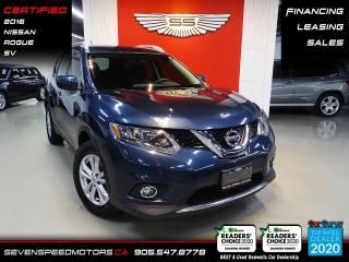 Used 2016 Nissan Rogue SV ACCIDENT FREE | PENDING DEAL for sale in Oakville, ON