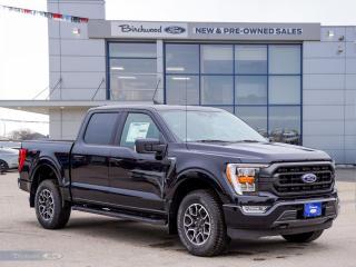 New 2021 Ford F-150 XLT 0.99% APR | 302A | SPORT | ECO | NAV | for sale in Winnipeg, MB