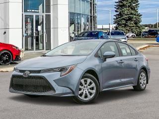 New 2021 Toyota Corolla LE CVT for sale in Winnipeg, MB