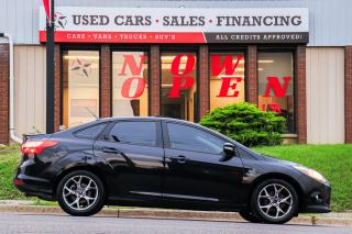 Used 2014 Ford Focus SE | Auto | Sunroof | Alloys | Spoiler | Cold AC for sale in Oshawa, ON