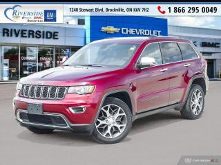 Used 2019 Jeep Grand Cherokee Limited for sale in Brockville, ON