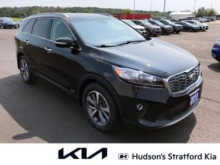 Used 2019 Kia Sorento 3.3L EX Leather Seats | Rear Camera | UVO Intelligence for sale in Stratford, ON