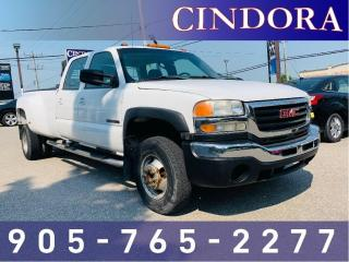 Used 2005 GMC Sierra 3500 SL, All Original in Amazing Shape! for sale in Caledonia, ON