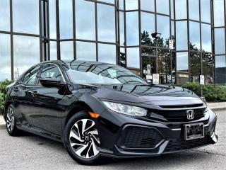 Used 2018 Honda Civic LX CVT |LANE ASSIST|CRUISE CONTROL|REARVIEW|ALLOYS| for sale in Brampton, ON