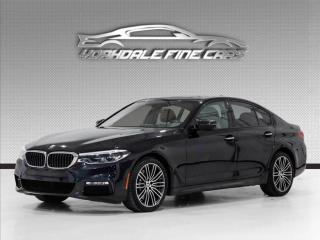 Used 2018 BMW 5 Series 530i xDrive Sedan for sale in Concord, ON