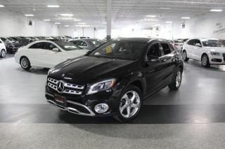 Used 2018 Mercedes-Benz GLA GLA250 4MATIC I NAVIGATION I PANOROOF I REAR CAM I BLINDSPOT for sale in Mississauga, ON