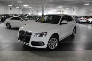Used 2017 Audi Q5 PROGRESSIV QUATTRO I NAVIGATION I PANOROOF I PUSH START for sale in Mississauga, ON
