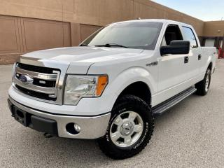 Used 2014 Ford F-150 2014 F150 CREWCAB CALL NOW!! (403)966-2131/403-478-8851 for sale in Calgary, AB