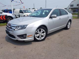 Used 2012 Ford Fusion SE for sale in Dunnville, ON