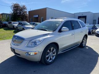 Used 2008 Buick Enclave CXL AWD for sale in Oakville, ON