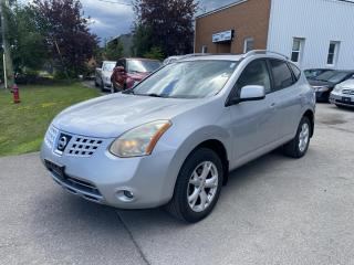Used 2008 Nissan Rogue S AWD for sale in Oakville, ON