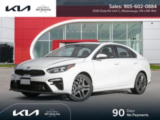 New 2021 Kia Forte EX+ for sale in Mississauga, ON