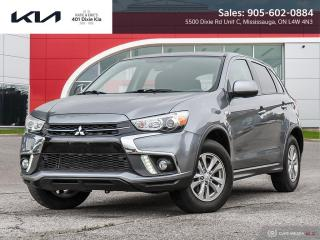 Used 2019 Mitsubishi RVR SE AWC, ALL WHEEL CONTROL for sale in Mississauga, ON