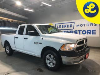 Used 2014 RAM 1500 SXT QUAD CAB 4X4 * 5.7L Hemi  MDS VVT * Chrome Bumpers * Trailer Receiver W/ Pin Connector * Cruise Control * Steering Wheel Controls * AM/FM/SXM/USB/ for sale in Cambridge, ON