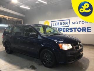 Used 2015 Dodge Grand Caravan SE * 3.6L V6 * 6-Speed Automatic * 7 Passenger * Stow N Go * Cruise Control * Steering Wheel Controls * AM/FM/CD/Aux * Eco Mode * Automatic/Manual Mod for sale in Cambridge, ON