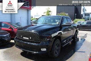 Used 2012 RAM 1500 SPORT for sale in Nanaimo, BC