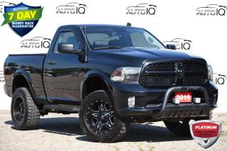 Used 2016 RAM 1500 ST ACCIDENT FREE   5.7L HEMI   4X4   REGULAR CAB for sale in Kitchener, ON