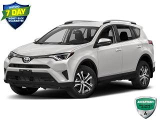 Used 2018 Toyota RAV4   CLEAN CARFAX   ONE OWNER   ALLOYS   REVERSE CAMERA   for sale in Barrie, ON