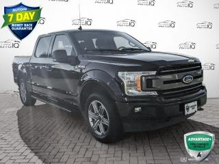 Used 2018 Ford F-150 XLT | CLEAN CARFAX | SPORT PKG | HEATED SEATS | TAILGATE STEP | for sale in Barrie, ON